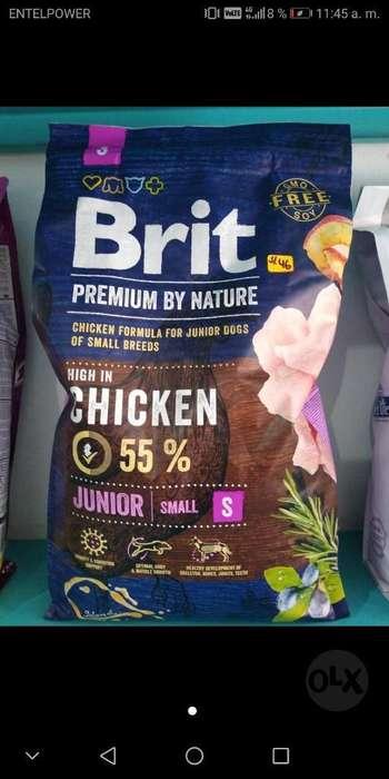 Comida para Perros Brit Premium