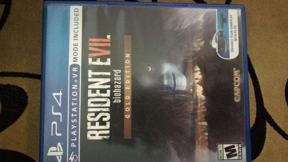 Resident Evil Gol Edition