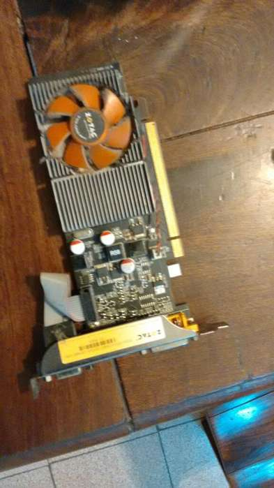 Placa de video Zotac Gforce Gt 520 1gb Ddr3