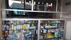 Se vende droguería para trasladar. tel:3005355625