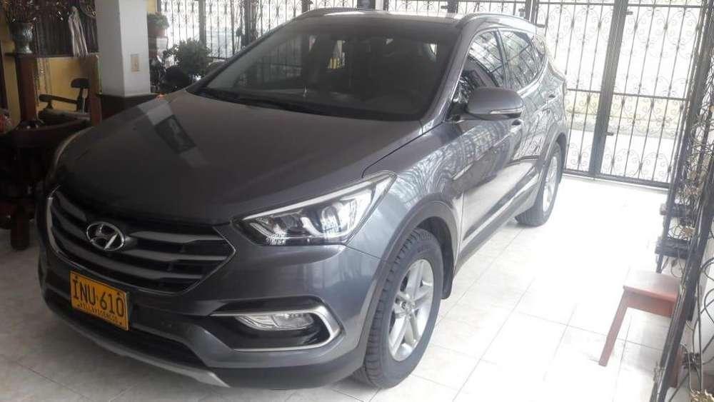 Hyundai Santa Fe 2016 - 10000 km