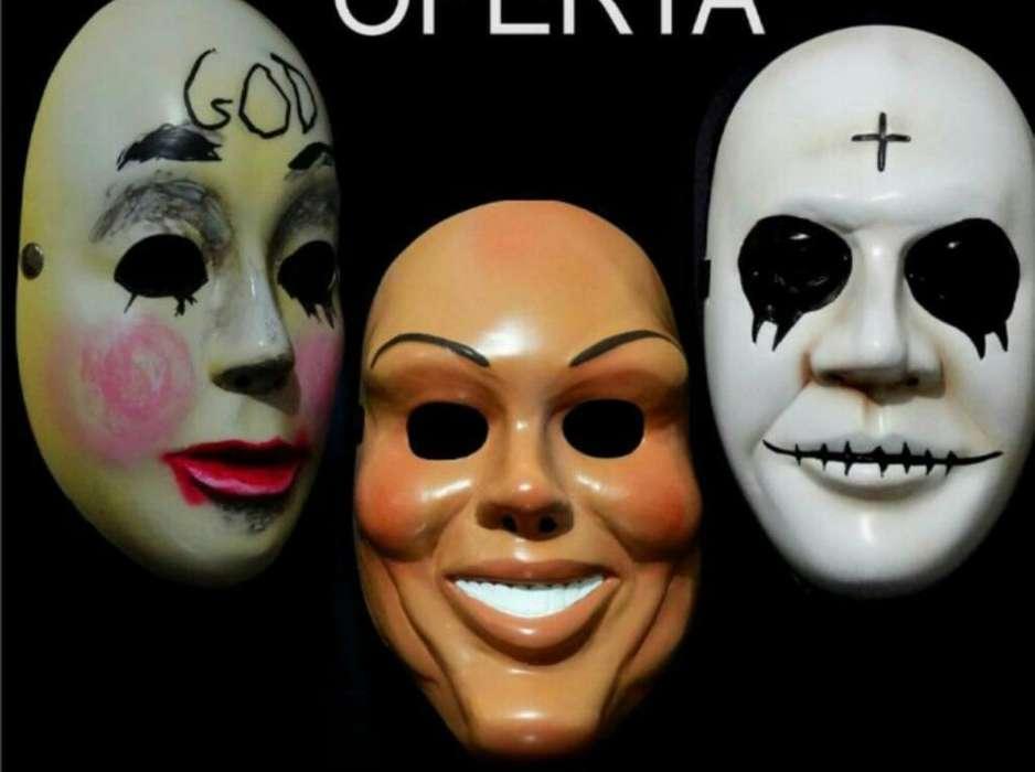 Mascara Purga Original