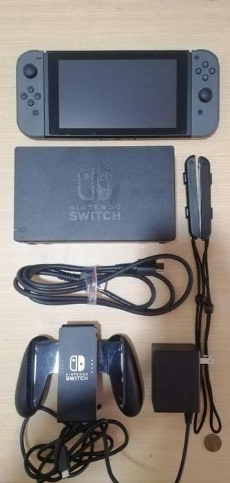 Nintendo Switch 32gb 4ram Hdmi Black
