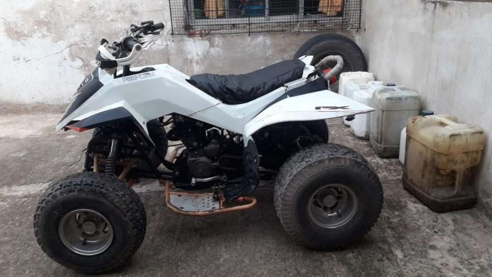 Cuatriciclo Zanella 200 Modelo 2011