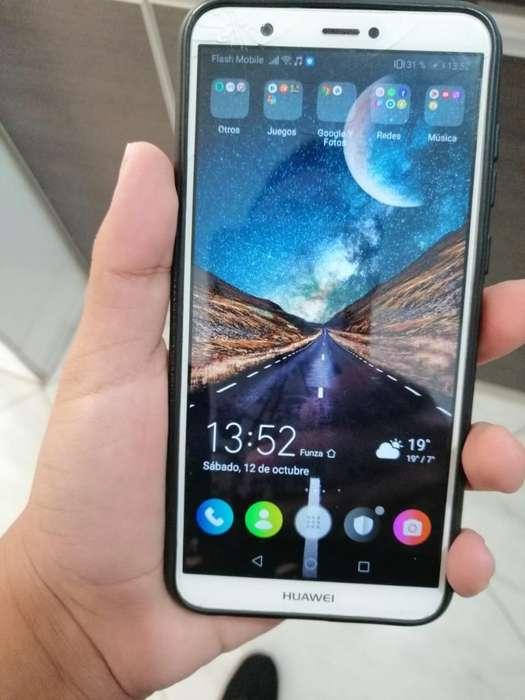 Huawei Psmart 2018 con Factura de Compra