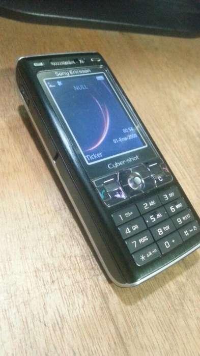Sony Ericsson K800i Clásico Cybert Shot