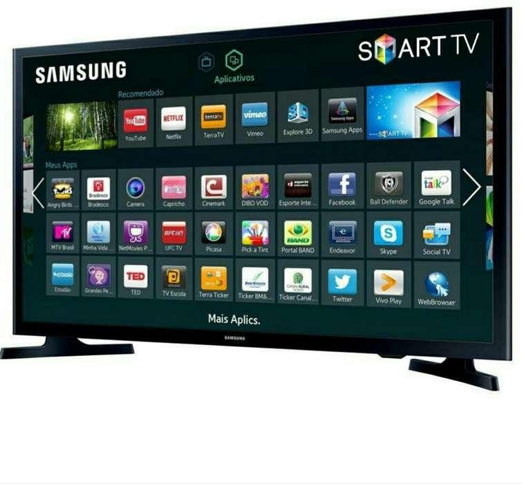 Smart Tv Samsun 43