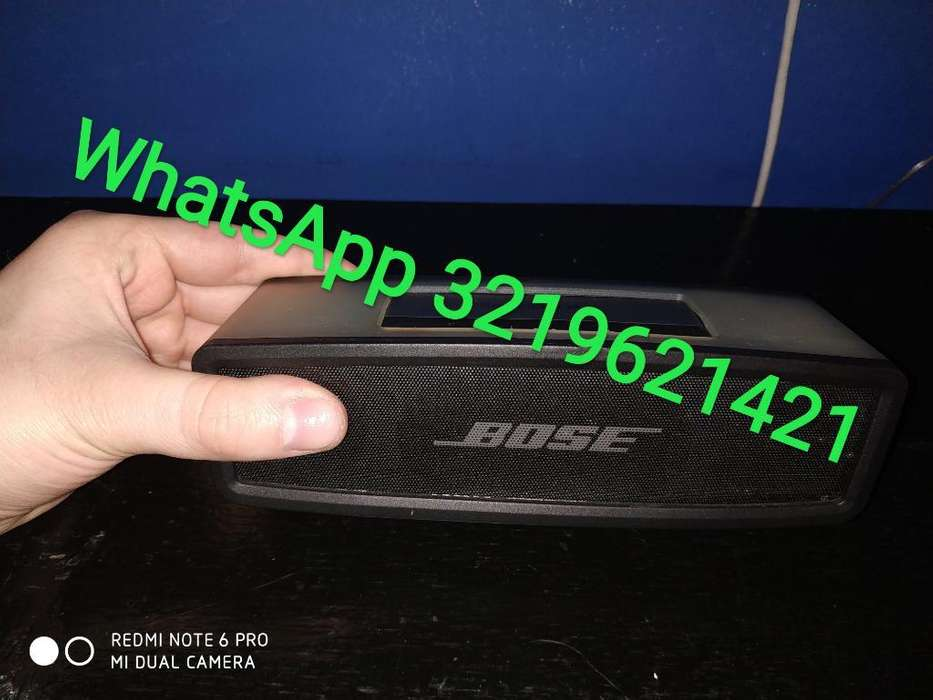 Bose Soundlink Mini 2 Color Negro Carbón