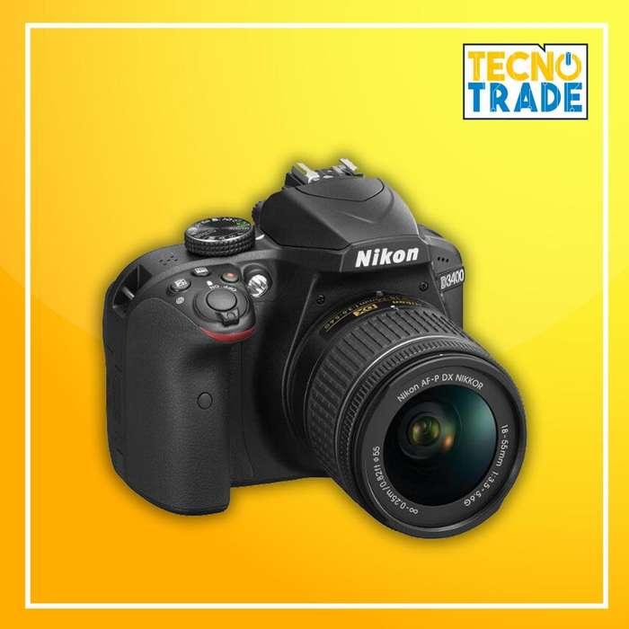 Cámara Nikon d3400 <strong>digital</strong> srl 24.2mpx fhd 1080p Accesorios