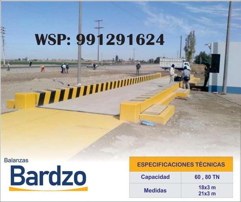 balanzas para camiones de 40 60 80 toneladas segun requerimiento del cliente garantia calidad