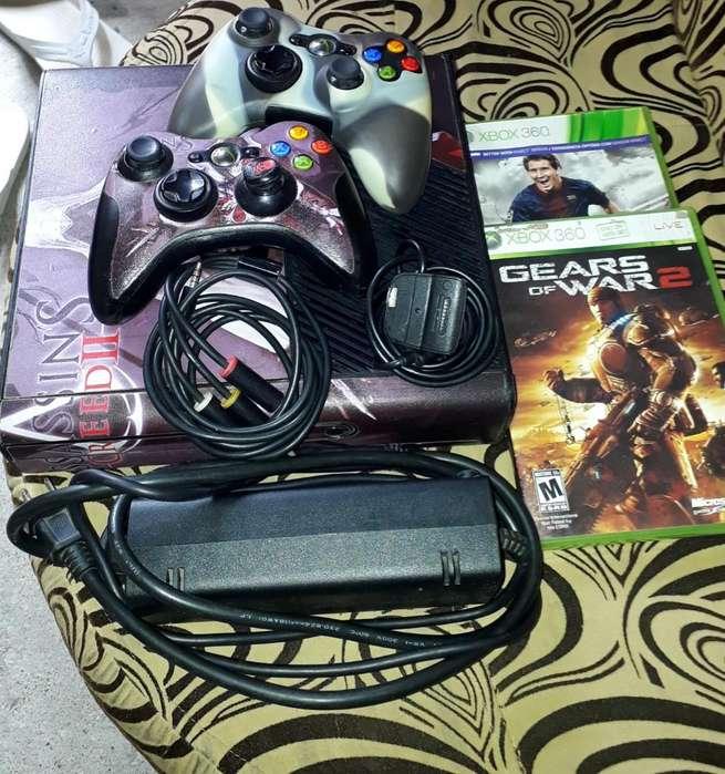 Vendo Xbox 360 Super Live Original
