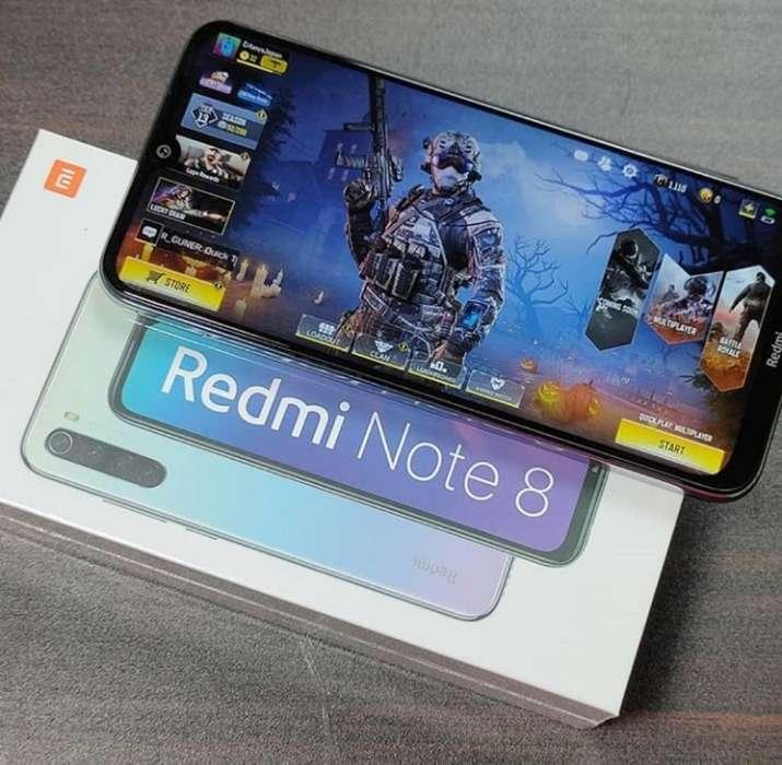 Xiaomi Redmi Note 8 4gb 64gb Sellados