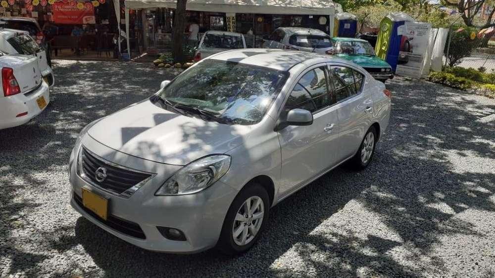 Nissan Versa 2014 - 60984 km