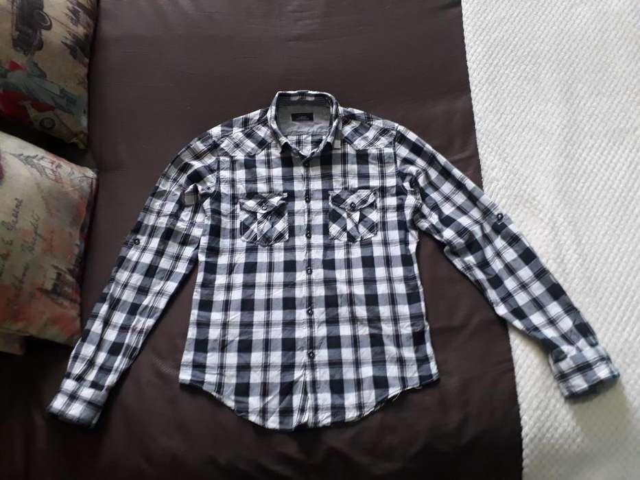 Camisa Zara T: S