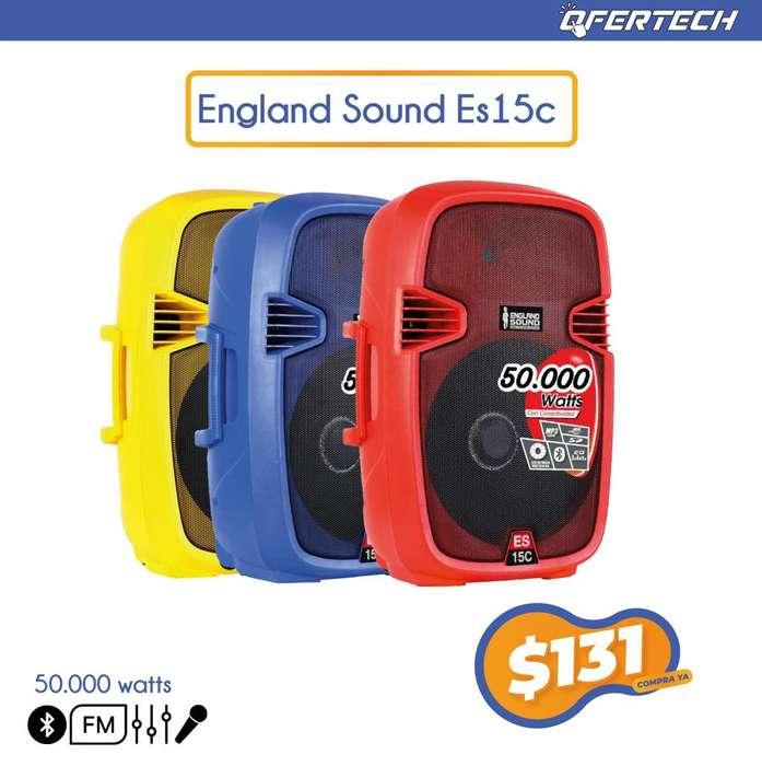 Parlante England Sound