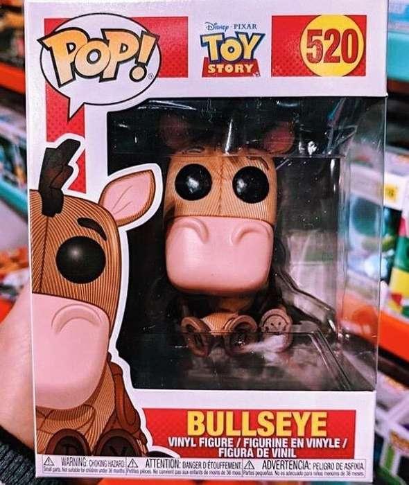 Funko Pop Bullseye (Tiro Al Blanco)