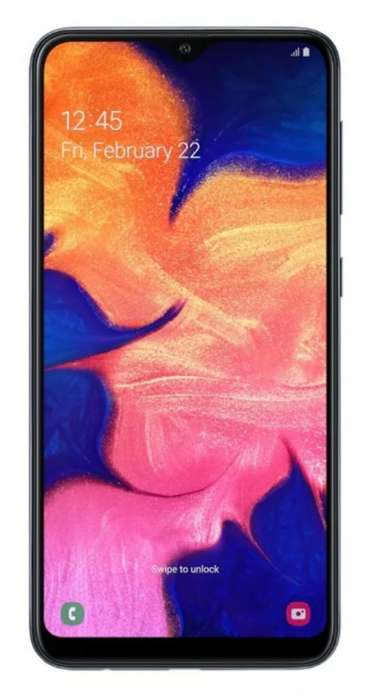 Samsung A10 Red
