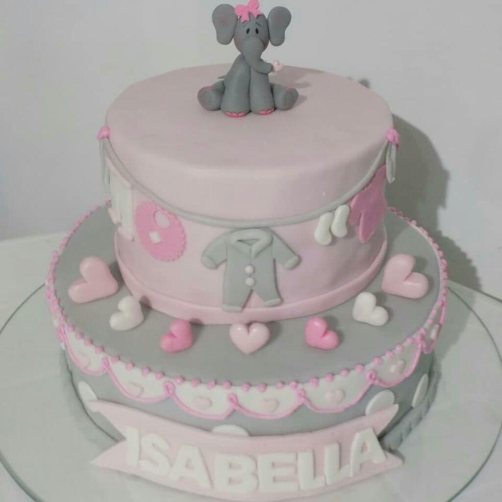 Tortas Decoradas Pastel Baby Shower Envigado