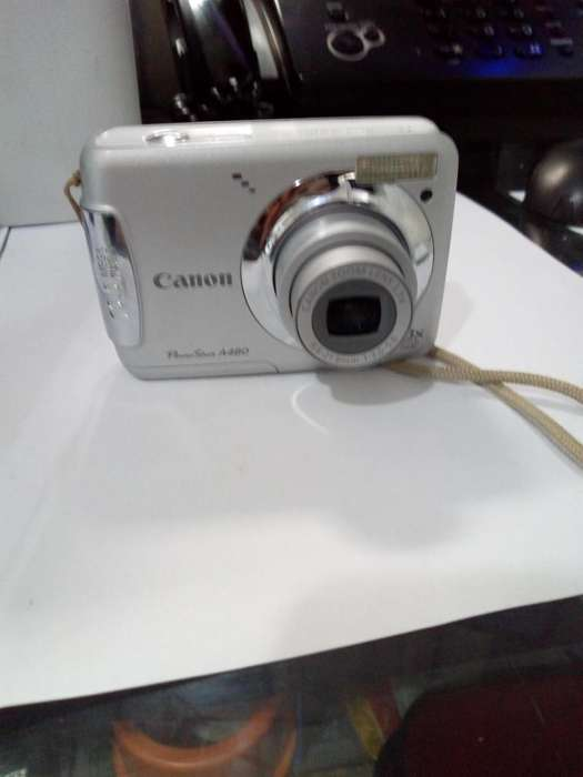 CAMARA DIGITAL CANON POWERSHOT A480