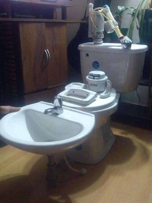 Vendo Combo Baño Usado