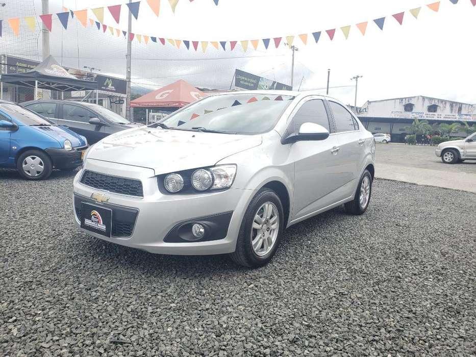 Chevrolet Sonic 2016 - 42000 km