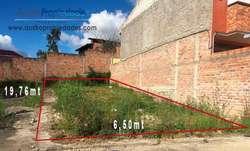 Racar Plaza Terreno en venta con obras básicas.