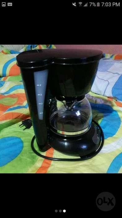 Cafetera a La Venta Buen Precio