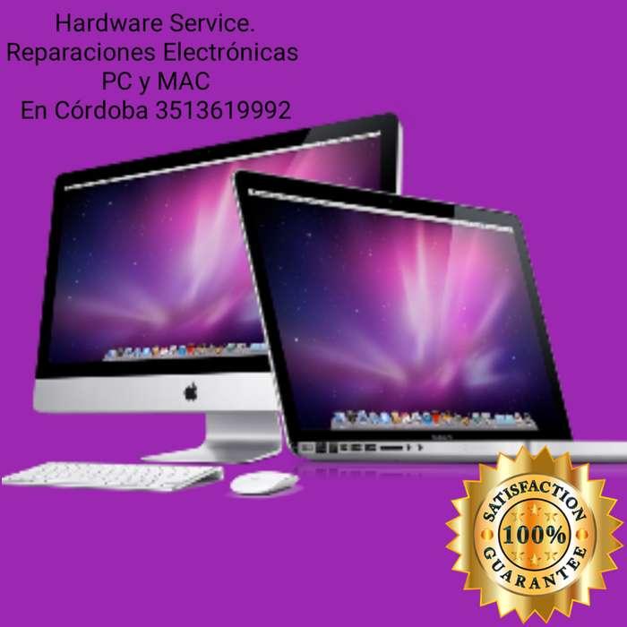 Hardware Service Tecnico Electronica