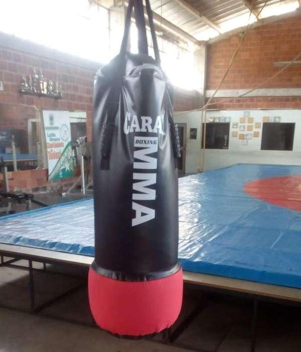 Tula para entrenamiento marca Caray
