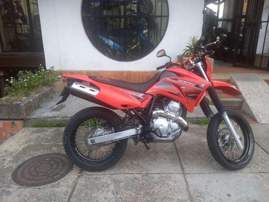 Vendo Xtz 250 Modelo 2012