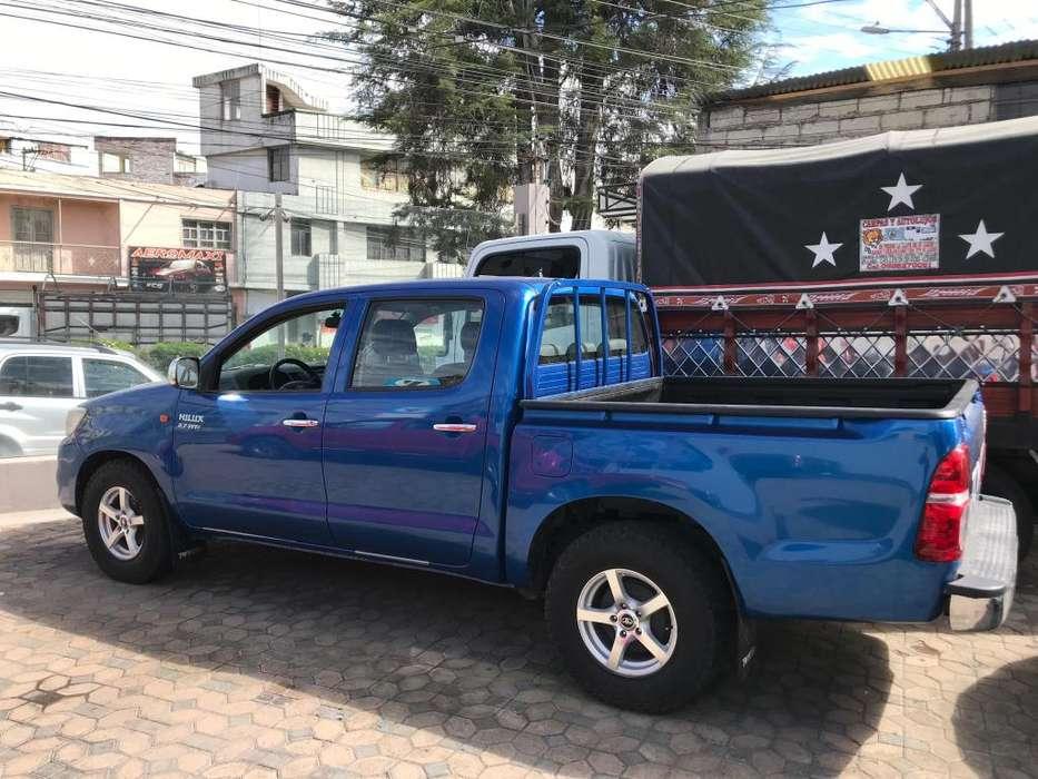 Toyota Hilux 2014 - 81800 km