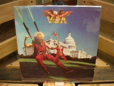 Long Play Lp Disco Acetato Pasta Vinilo Vinyl Sammy Hagar VOA