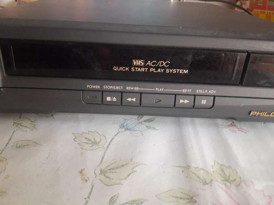 Vendo Video Reproductor Marca Philco