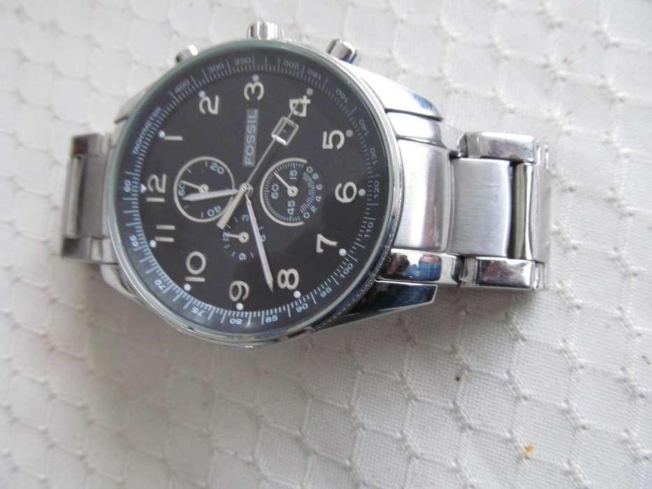 Reloj, fossil. autentico