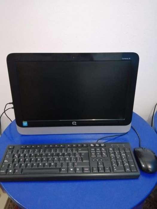 HP All In One Compaq 18-4221la Celeron J1800 RAM 2G-500 D.