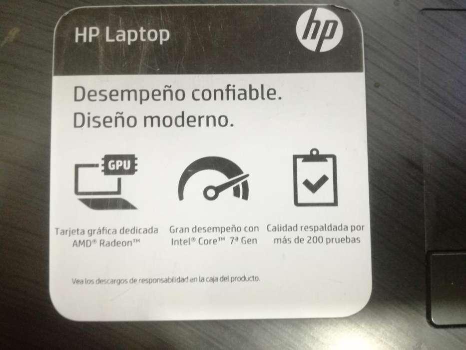Venta de <strong>laptop</strong> Hp Core I7 Gen.7