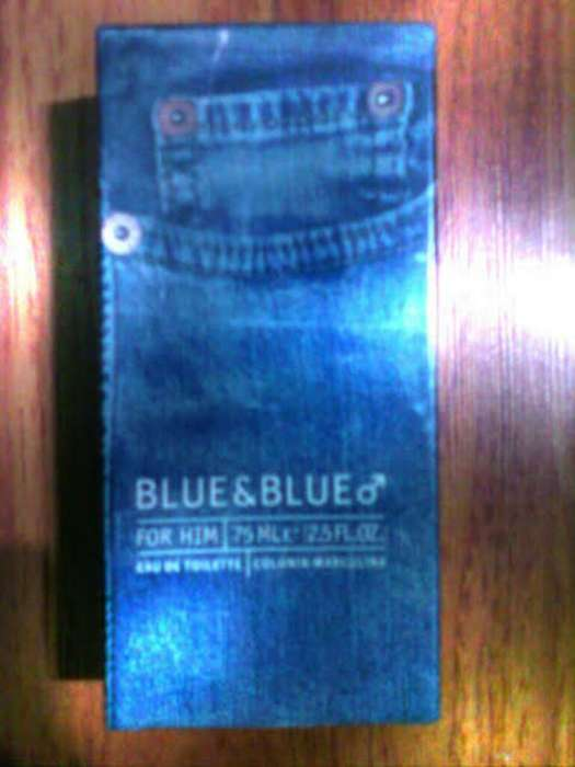 Colonia Blueblue a Solo 30 Soles