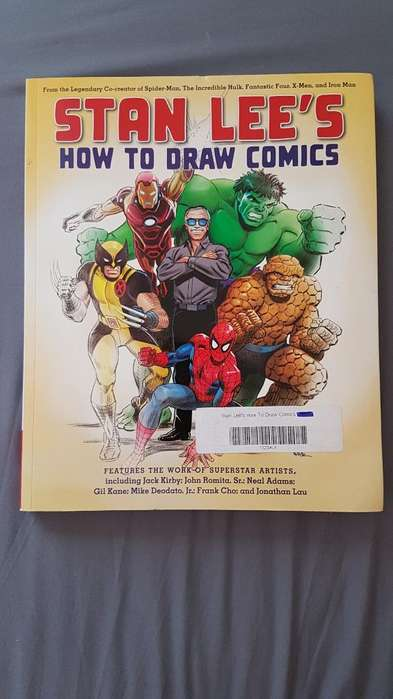 Stan Lee' How To Draw Domics