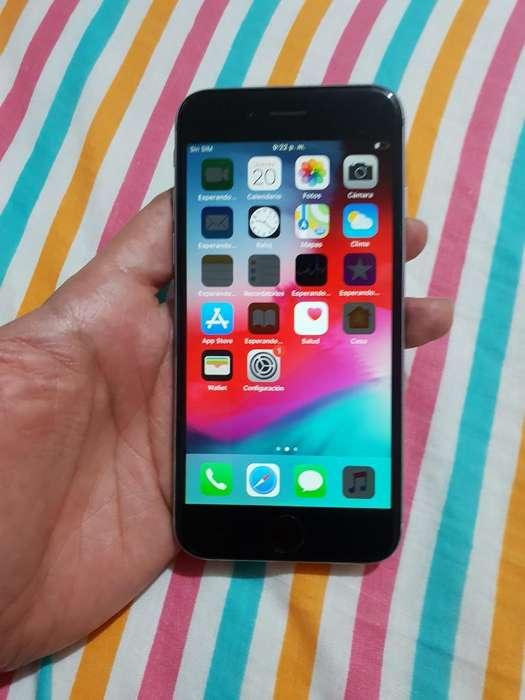 iPhone 6 Negro 64 Gb Buen Precio