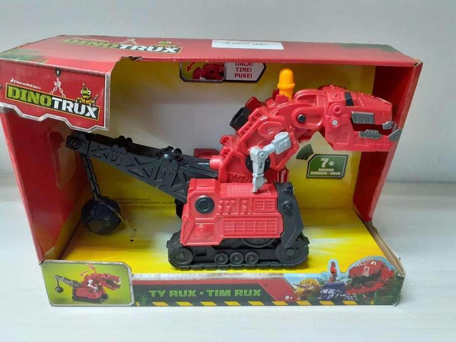 Dinotrux de Mattel