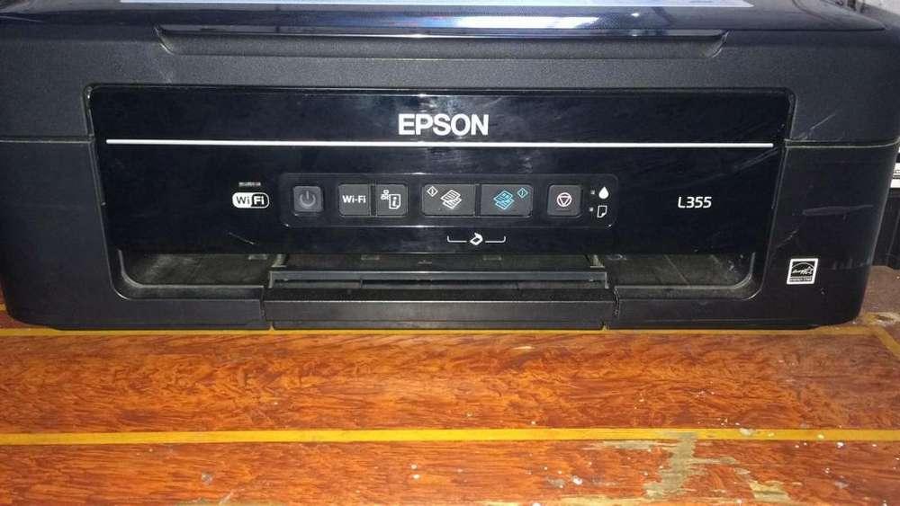 Vendo Impresora Epson L355
