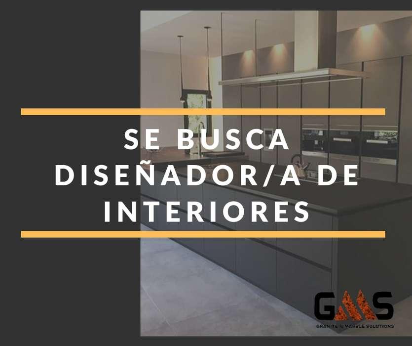 DISEÑADOR(A) DE INTERIORES / ARQUITECTO(A)