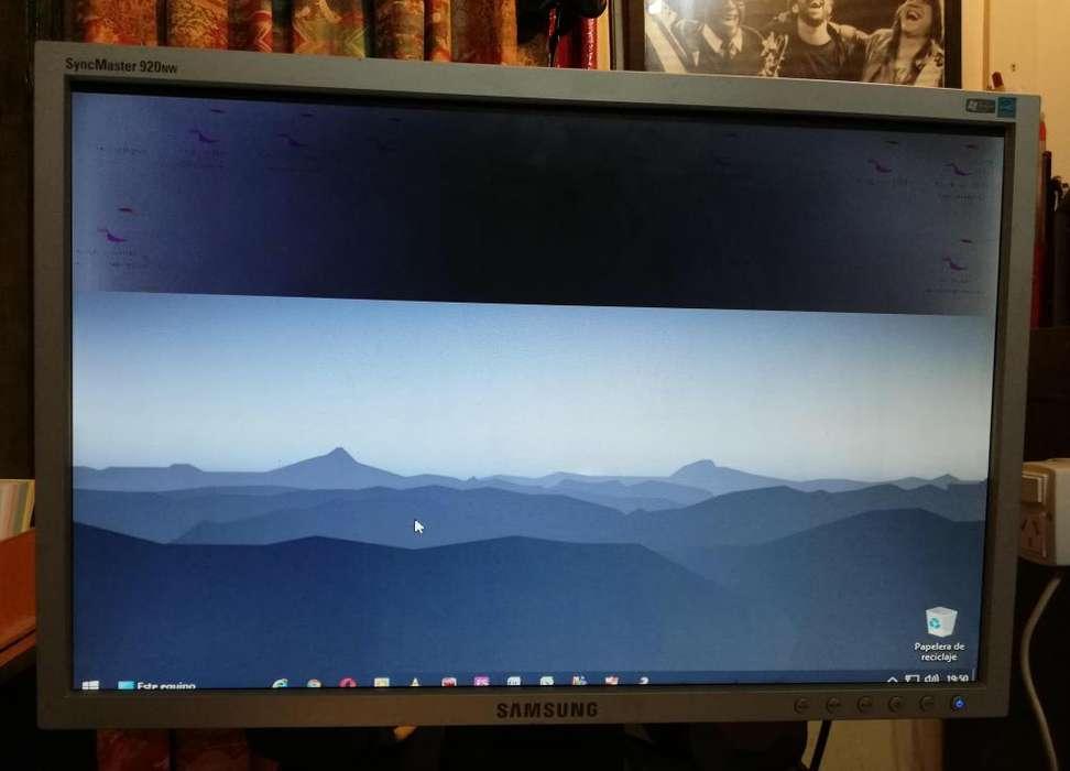 Monitor Lcd Samsung 920nw 19 Raparar Pantalla O Repuesto....