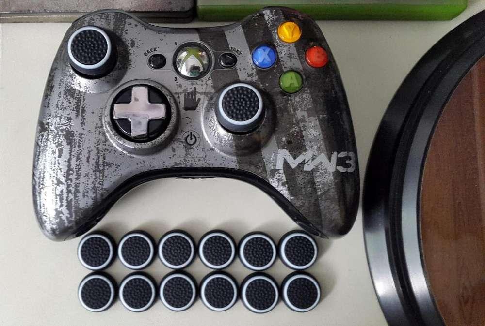 Gomas Protectoras Antideslizantes Para Analogos Xbox 360 Xbox One PS4