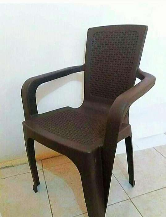 <strong>silla</strong>s Tipo Rattan Nuevas