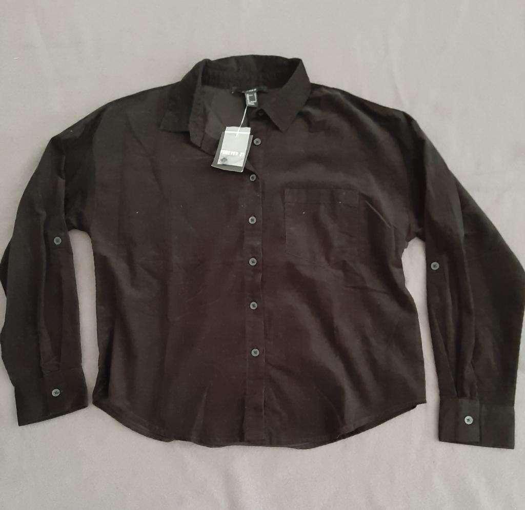 Camisa de Corderoy Talle S Y L