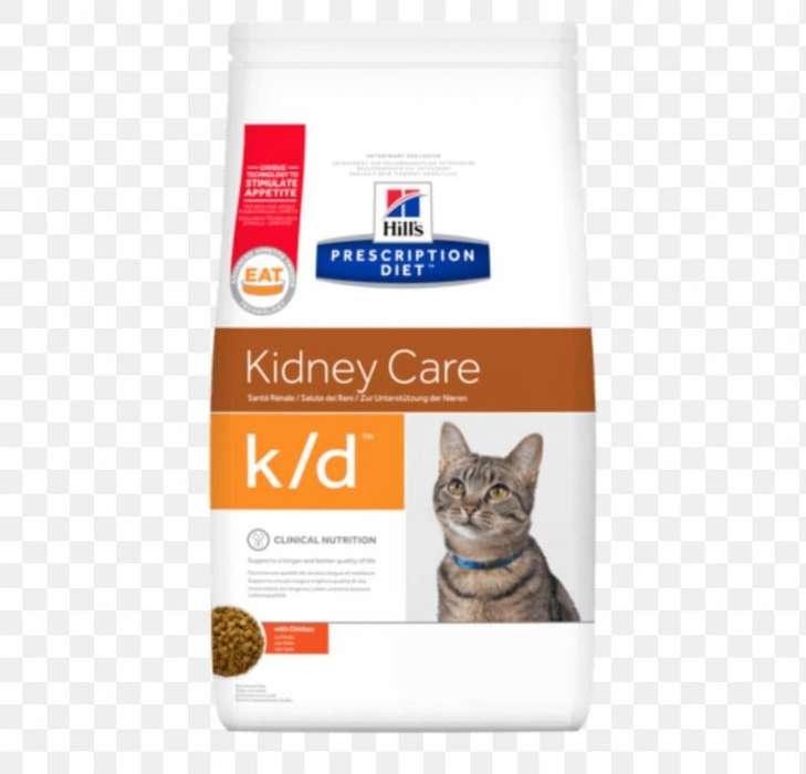 Comida gato hill's k/d 4lb
