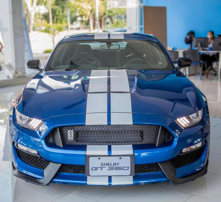 Ford Mustang 2018 - 0 km