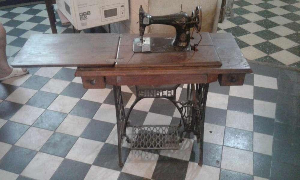 maquina de coser singer antigua no funciona