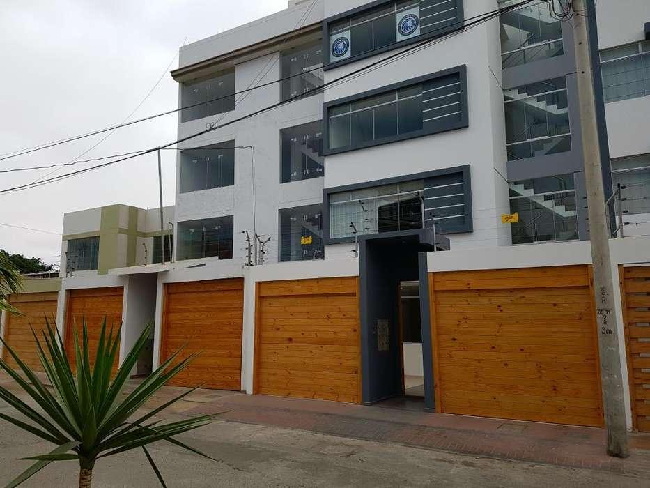 ALQUILO DPTO NUEVO 3 DORMITORIOS RSD SAN CARLOS CEL 990013471